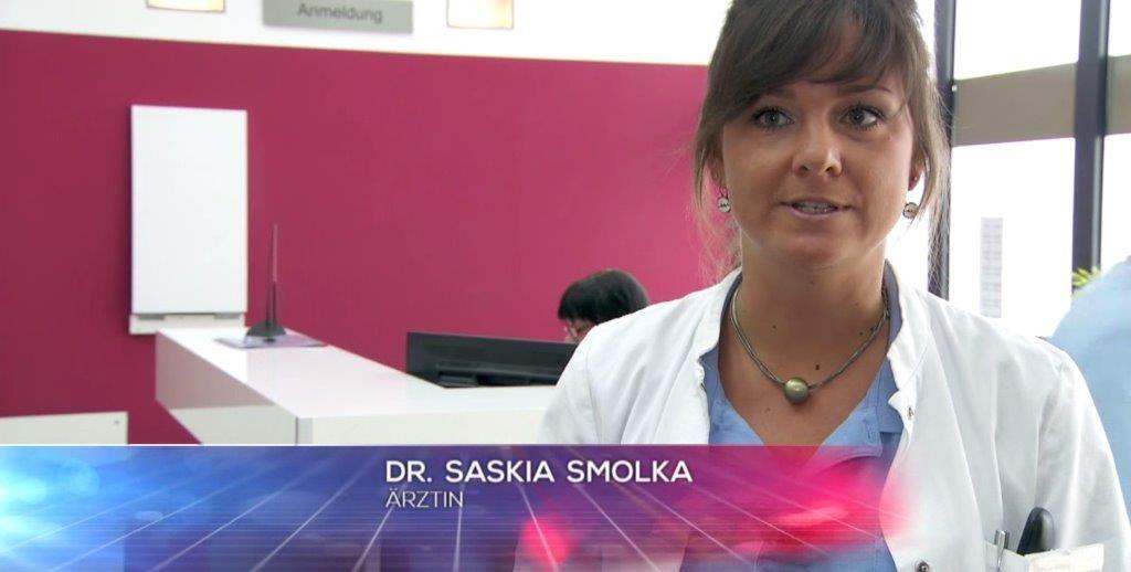 Ärztin Dr. Saskia Smolka