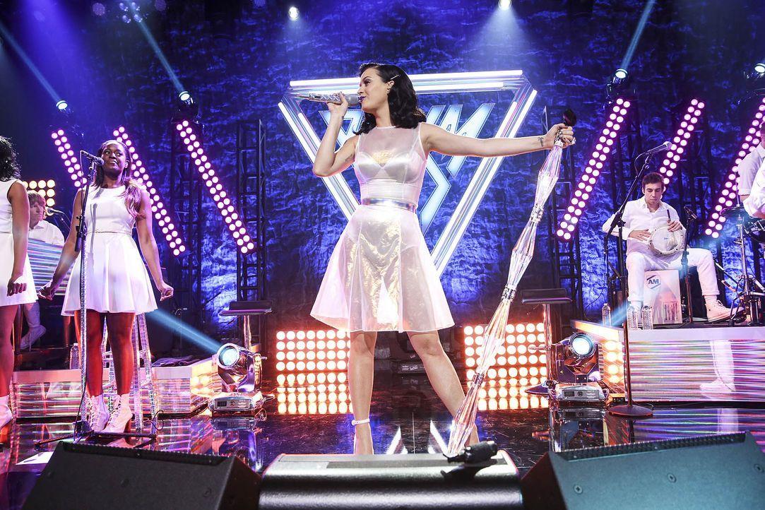 Katy-Perry-13-10-22-getty-AFP - Bildquelle: getty-AFP