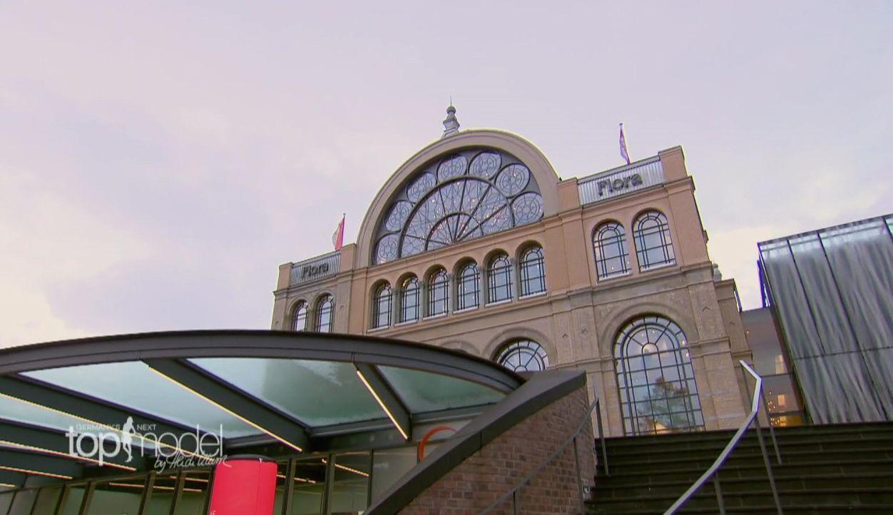 GNTM-S12-Sendung01-Casting-Koeln7 - Bildquelle: ProSieben