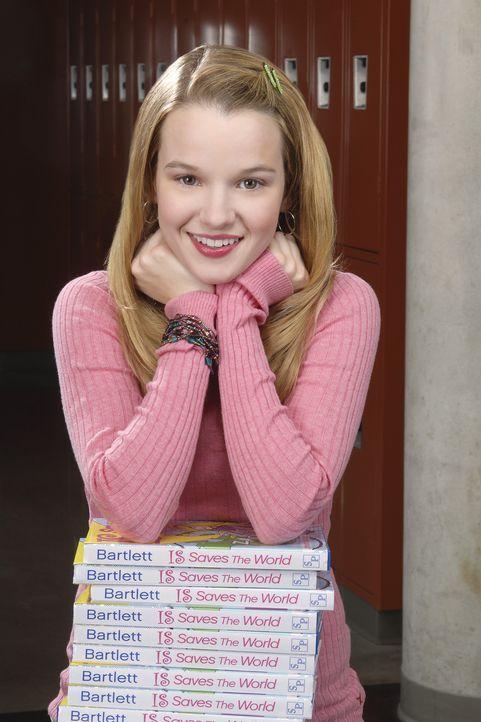 Aus heiterem HImmel wird Jamie (Kay Panabaker) eine Bestseller-Autorin und kann sich ihr unbeschwertes Teenagerleben erst mal abschminken - Bildquelle: Buena Vista International Television