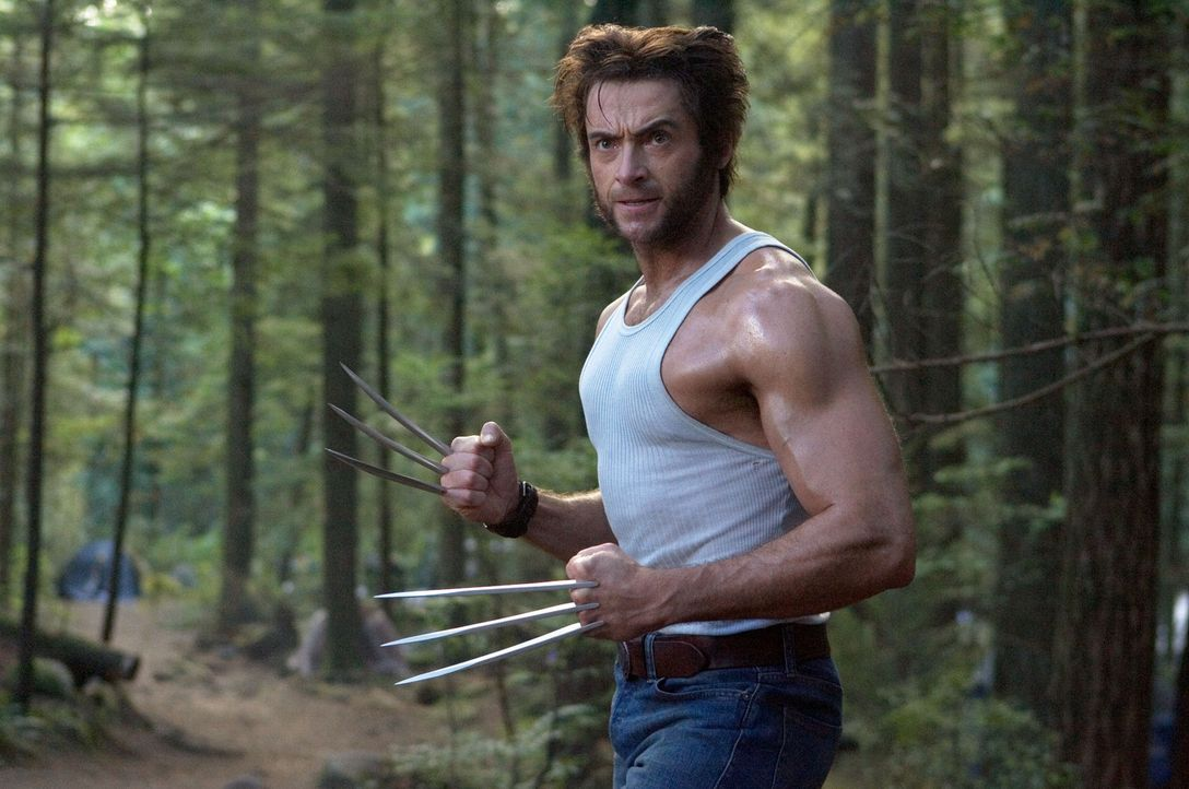 Düstere Zeiten ziehen für die X-Men auf. Auch Wolverine (Hugh Jackman) ist zum Kämpfen bereit, als die Situation um das sogenannte Heilmittel, dass... - Bildquelle: 2006 Twentieth Century Fox Film Corporation.  All rights reserved.   X-MEN all character names and their distinctive likenesses: TM &   2006 Marvel