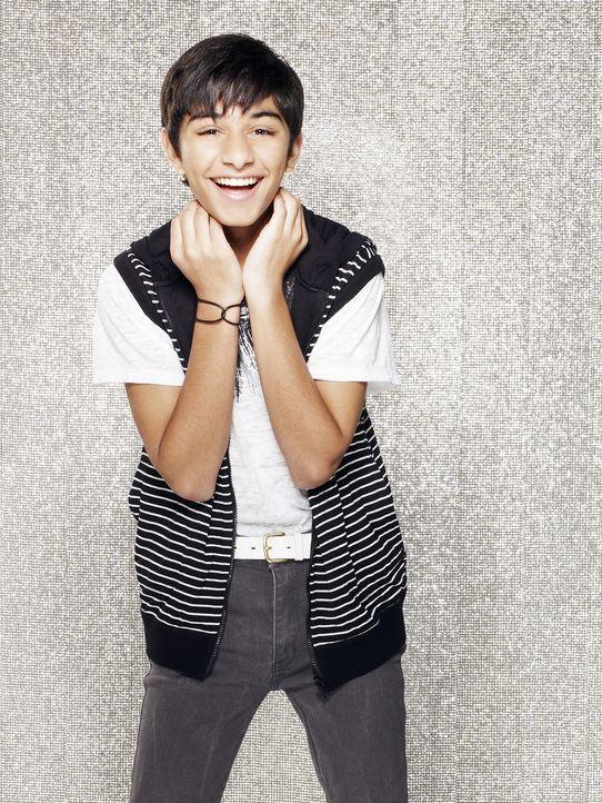 (3. Staffel) - Justin (Mark Indelicato) macht weiterhin Probleme ... - Bildquelle: 2008   ABC Studios