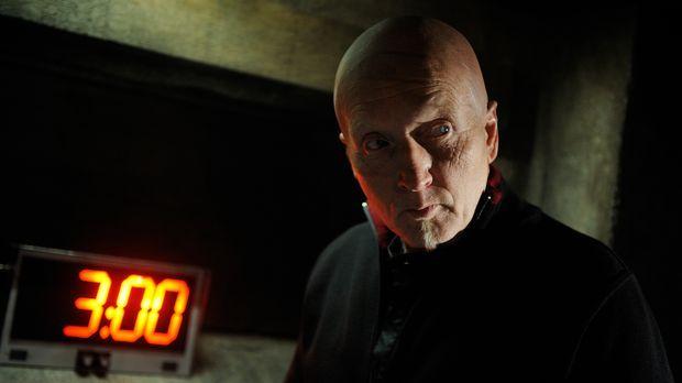 Der Jigsaw (Tobin Bell) ist tot, aber sein mörderisches Spiel ist noch lange...