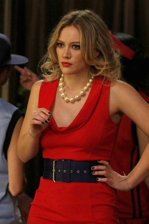Olivia (Hilary Duff) hat erkannt, dass Dan Gefühle für Vanessa hat und entschließt sich deshalb, doch den Film zu drehen. - Bildquelle: Warner Brothers
