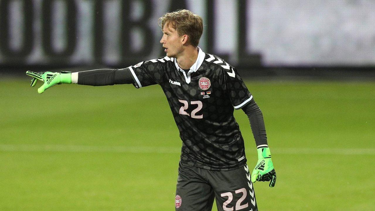 Frederik Rönnow (Zugang Eintracht Frankfurt) - Bildquelle: imago