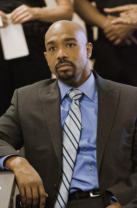 Bittet Sam und sein Team um Hilfe: Det. Sanderson (Michael Beach) ... - Bildquelle: ABC Studios