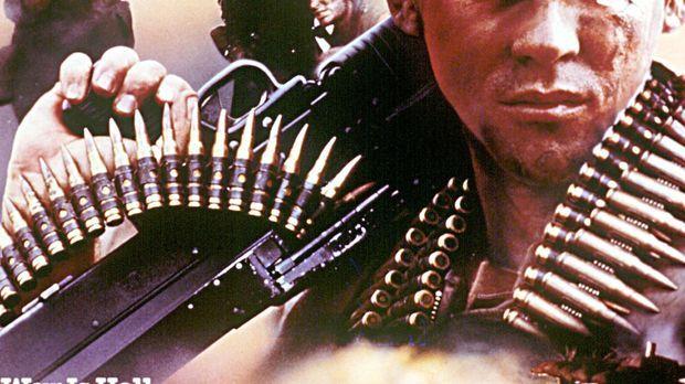 Platoon Leader - Der Krieg kennt keine Helden - Artwork - Lt. Jeff Knight (Mi...