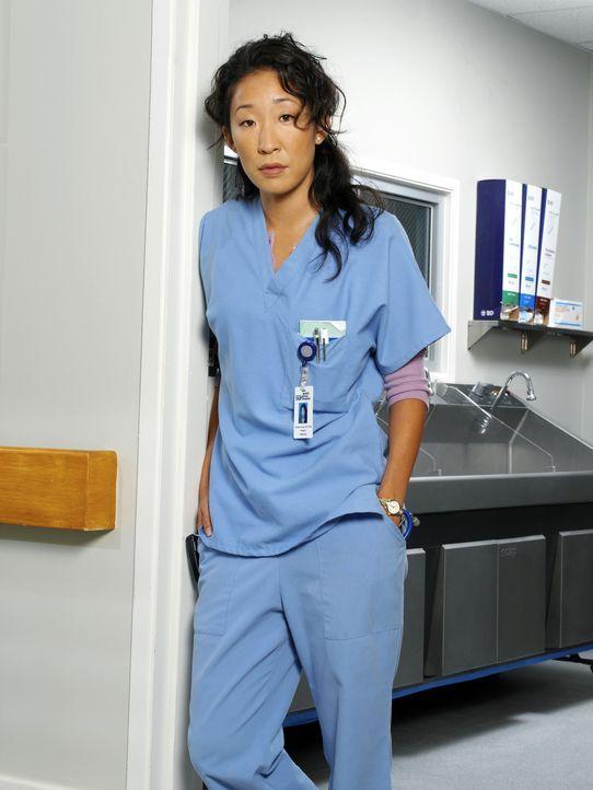 (2. Staffel) - Zwischen Beinahe-Zusammenbrüchen und Erfolgserlebnissen schlägt sich Dr. Cristina Yang (Sandra Oh) durch den harten Alltag ... - Bildquelle: Touchstone Television