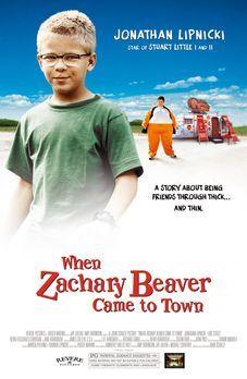 """Zachary Beaver - Mein dickster Freund - """"ZACHARY BEAVER - MEIN DICKSTER..."""