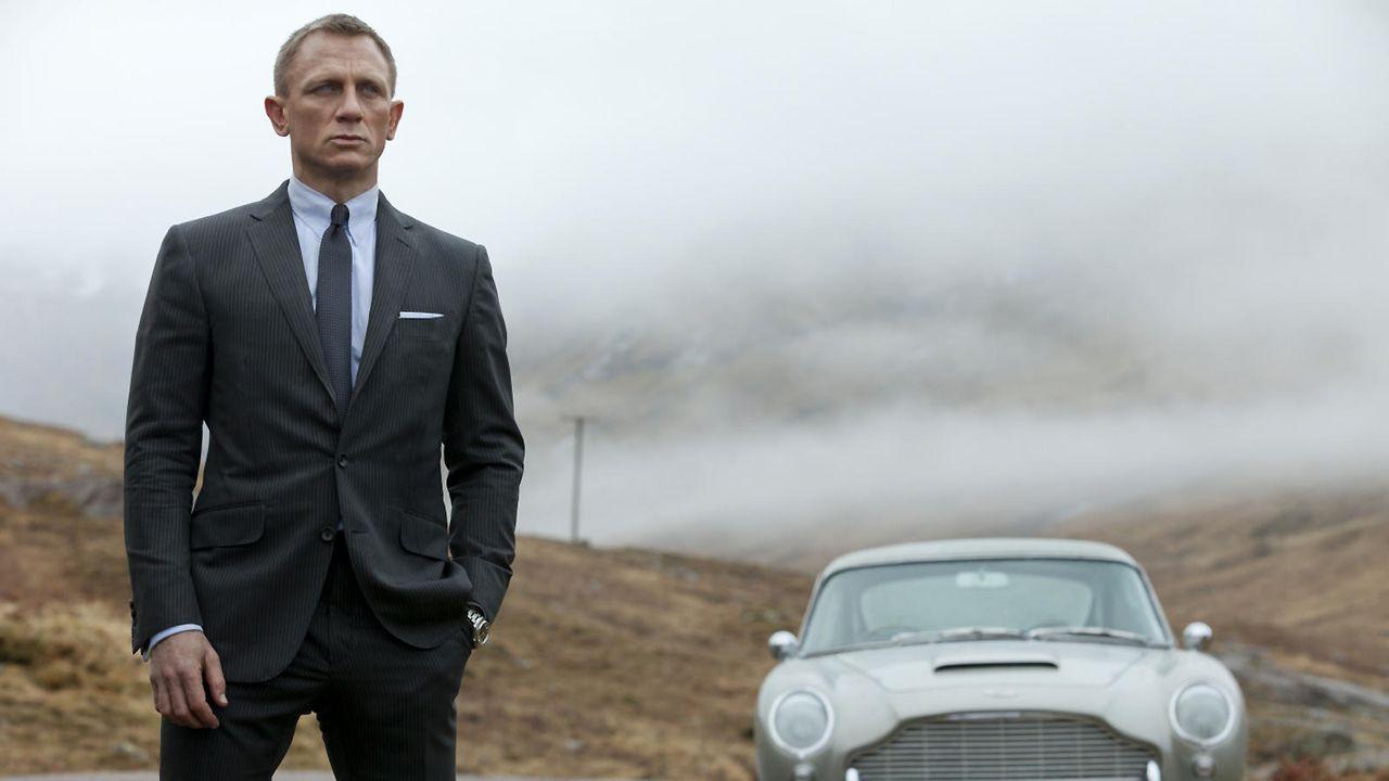 """Daniel Craig in """"Skyfall"""" - Bildquelle: Sony Pictures"""