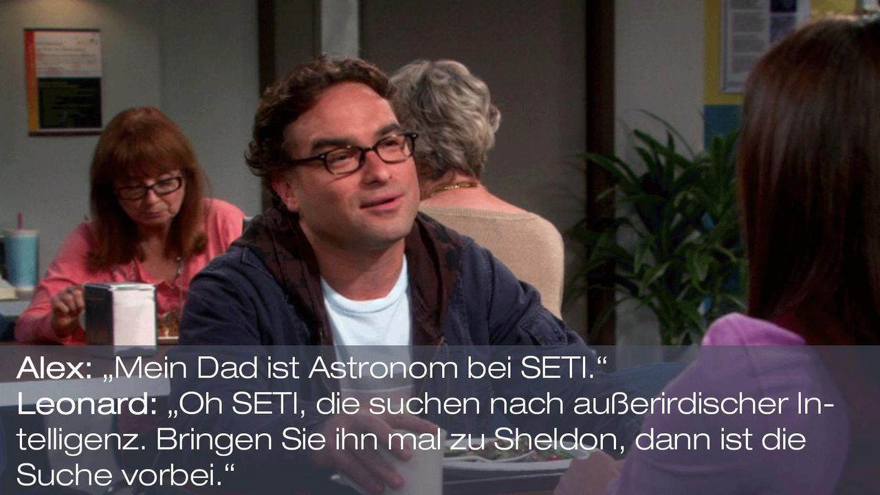 Staffel 6 Folge 3 - Zitat 12 - Bildquelle: Warner Brothers Television