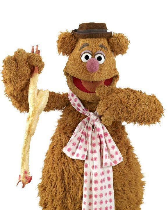 (1. Staffel) - Versucht sich als Komiker: Fozzie Bär - Bildquelle: John E. Barrett ABC Studios