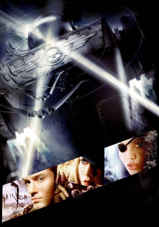 Sky Captain and the World of Tomorrow - Artwork - Bildquelle: TM & Copyright   Brooklyn Films II And Filmauro S.R.L.