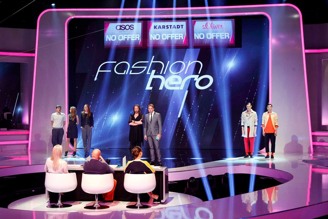 Fashion-Hero-Epi05-Show-22-ProSieben-Richard-Huebner - Bildquelle: Richard Huebner