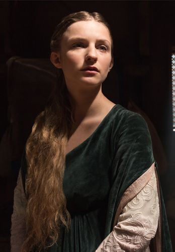 Faye Marsay spielt Anne Neville - Bildquelle:  2013 Starz Entertainment LLC, All rights reserved