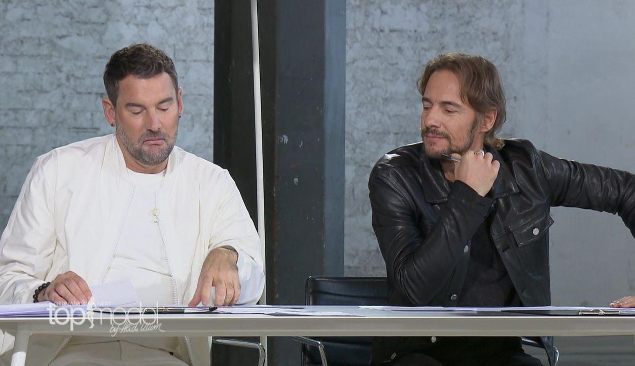 GNTM-S12-Sendung01-Casting-Muenchen20 - Bildquelle: ProSieben