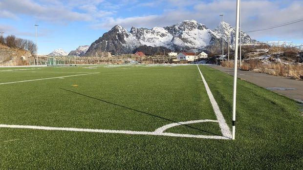 Abenteuer Leben - Abenteuer Leben - Freitag: Der Spektakulärste Fußballplatz Der Welt Auf Den Lofoten