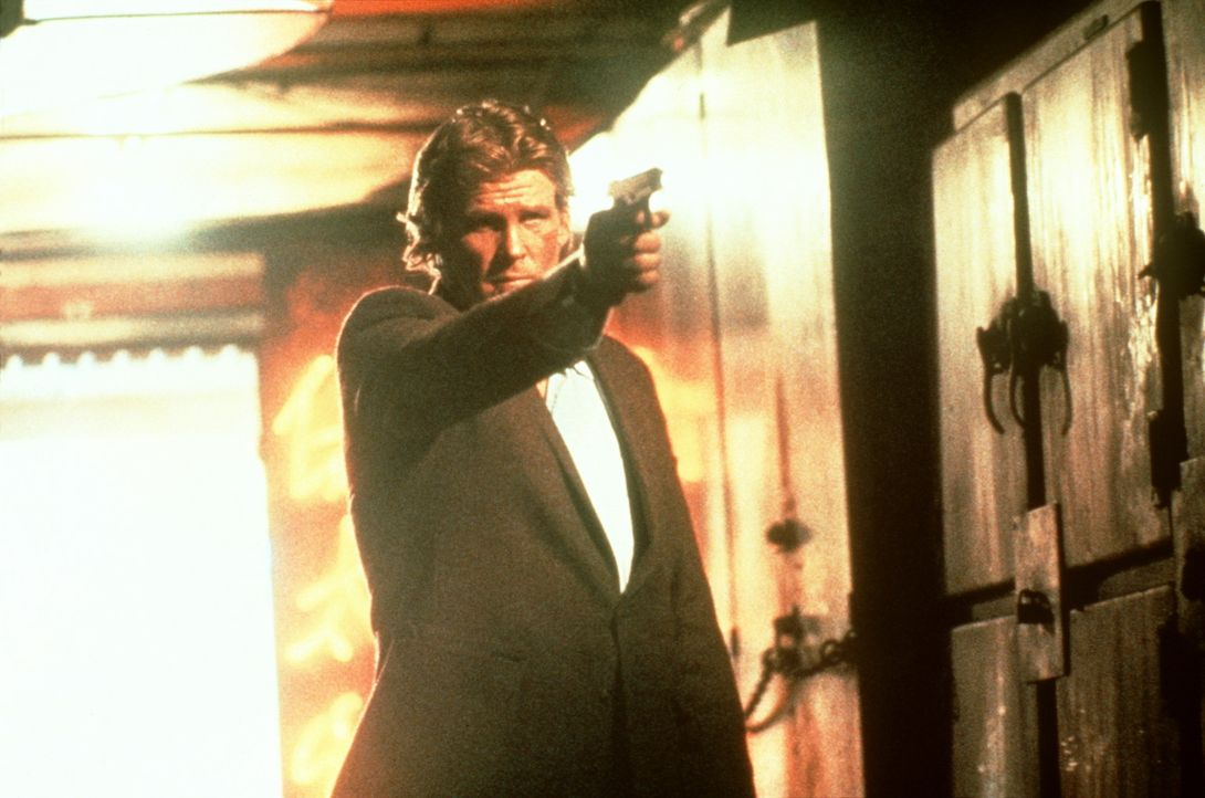 """Ganz anders als sein neuer """"Partner"""" Reggie, hält sich der grimmige Jack (Nick Nolte) eher an den weisen Spruch: """"Reden ist Silber, Schweigen ist G... - Bildquelle: Paramount Pictures"""