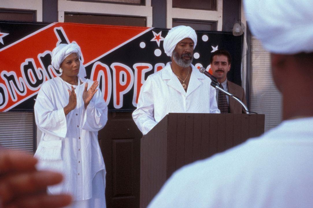 Anfang der 80er-Jahre bringt die Ermordung eines jungen Afro-Amerikaners das FBI auf die Spur einer religiösen Sekte, die abtrünnige Mitglieder blut... - Bildquelle: New Dominion Pictures, LLC