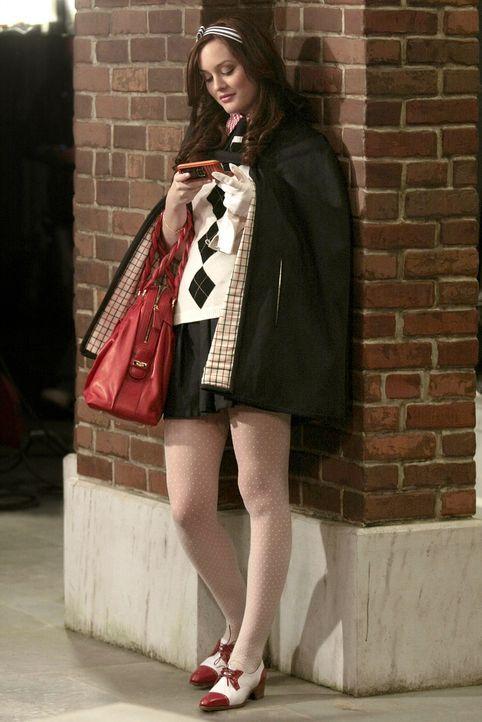 Will verhindern, dass Nelly Yuki, die Jahrgangsbeste, ein besseres Testergebnis erzielt und ist sich für keine Gemeinheit zu schade: Blair (Leighto... - Bildquelle: Warner Bros. Television