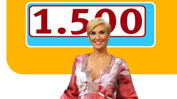 Heute feiert Britt Hagedorn ein ganz besonderes Jubiläum: Ihre 1500. Ausgabe...
