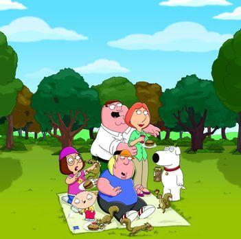 Family Guy - Eine fast normale Familie: Die Griffins - Bildquelle: 2010 Twent...