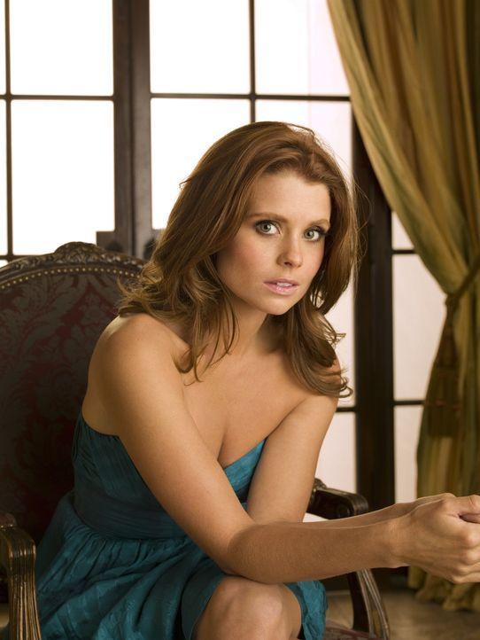 (1. Staffel) - Yale-Absolventin Megan Smith (Joanna Garcia), deren Berufsziel eigentlich das der Journalistin ist, fängt als Privatlehrerin bei eine... - Bildquelle: Warner Bros. Television