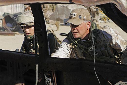 Navy CIS - Das NCIS Team sucht weiter nach einer verschwundenen Marinesoldati...