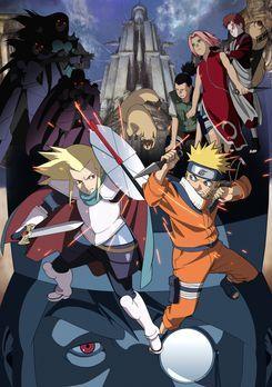 Naruto - The Movie 2: Die Legende des Steins von Gelel - NARUTO - THE MOVIE 2...