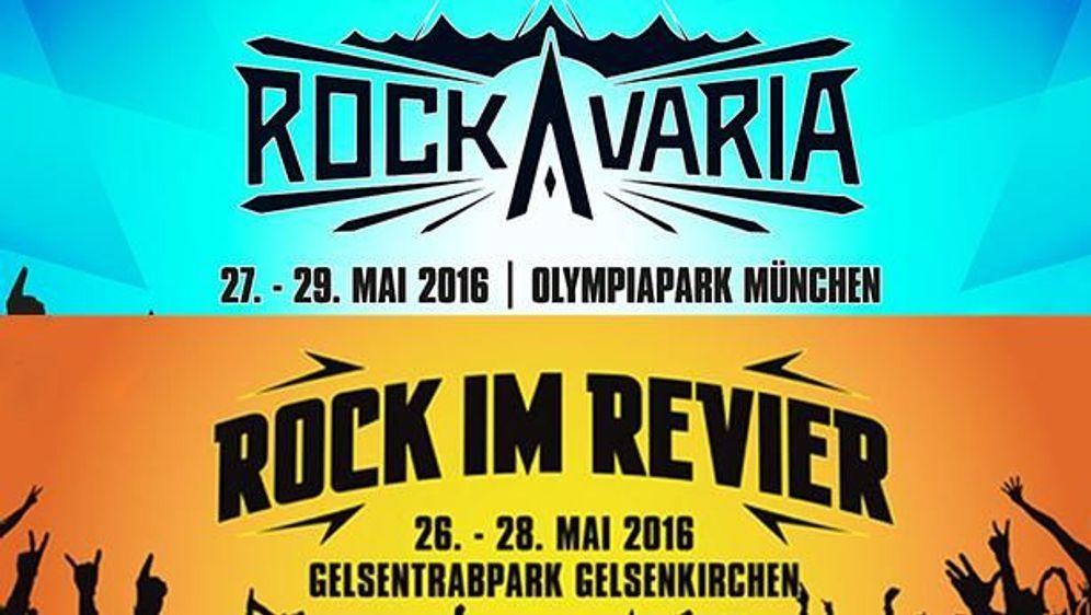 Rockavaria und Rock um Revier