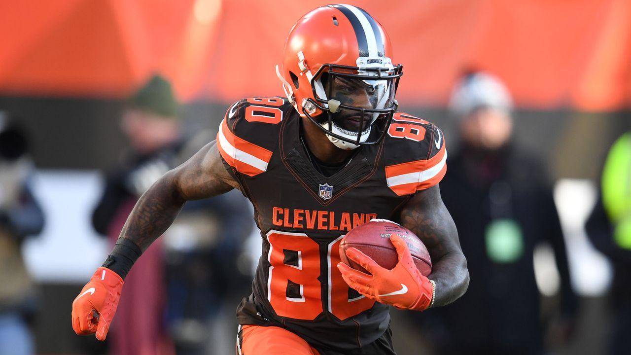 Platz 26: Cleveland Browns - Bildquelle: 2018 Getty Images