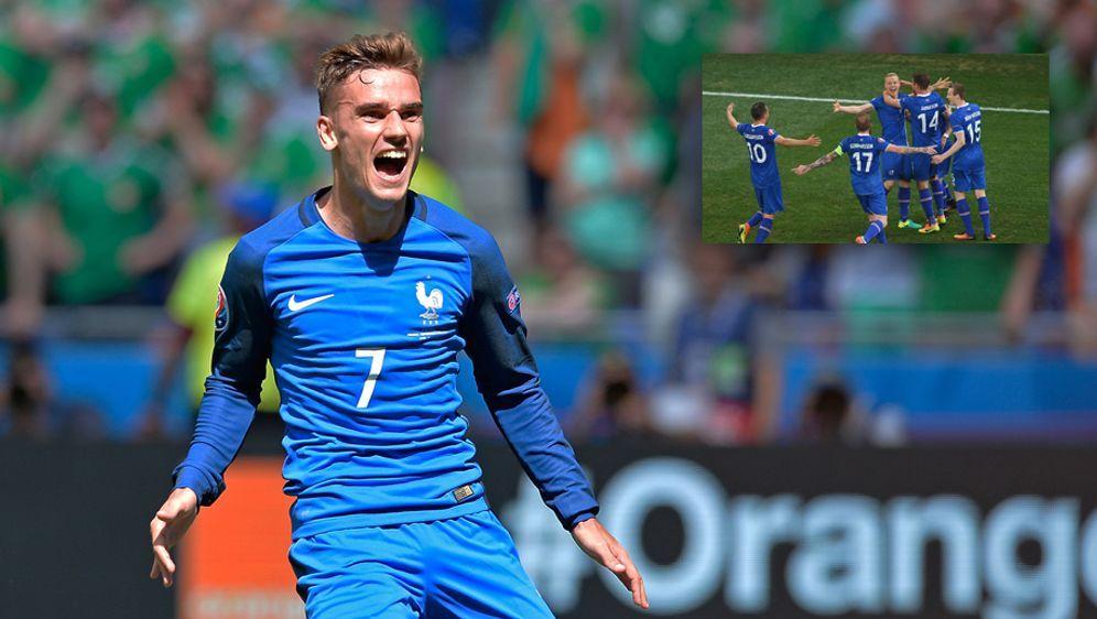 Frankreich Gegen Island Live Im Tv Stream Und Liveticker