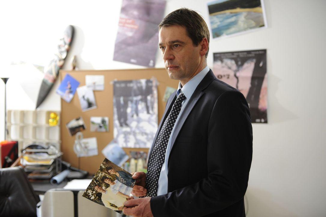 Will sich nicht eingestehen, wie sehr er Ben vermisst: Stefan (Ulrich Drewes) ... - Bildquelle: SAT.1