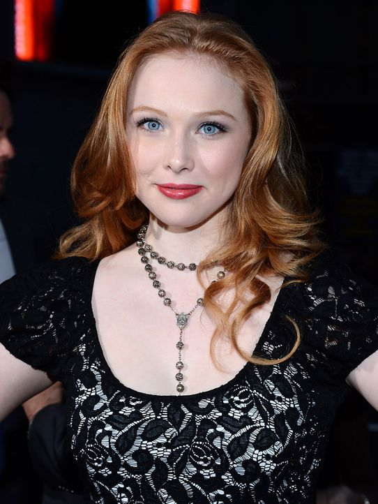 Molly-C-Quinn-2013-1-9-getty-AFP-2 - Bildquelle: getty AFP