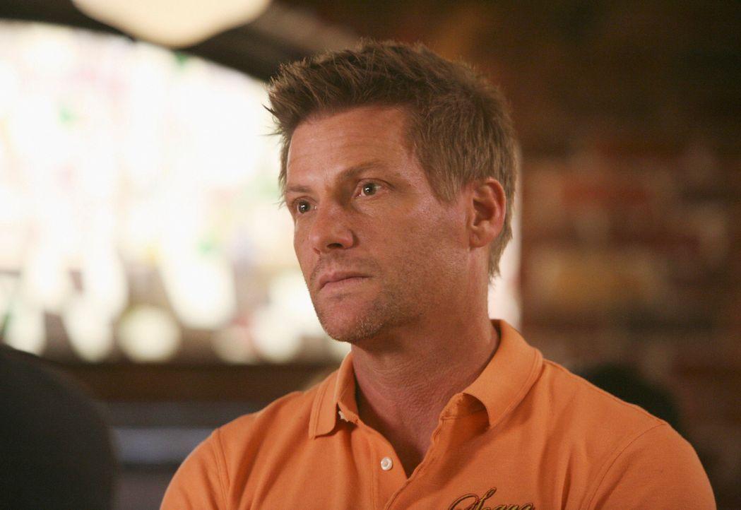 Kann es nicht fassen, als plötzlich Rick vor ihm steht und erzählt, dass er gegenüber ein eigenes Restaurant eröffnet: Tom (Doug Savant) ... - Bildquelle: ABC Studios