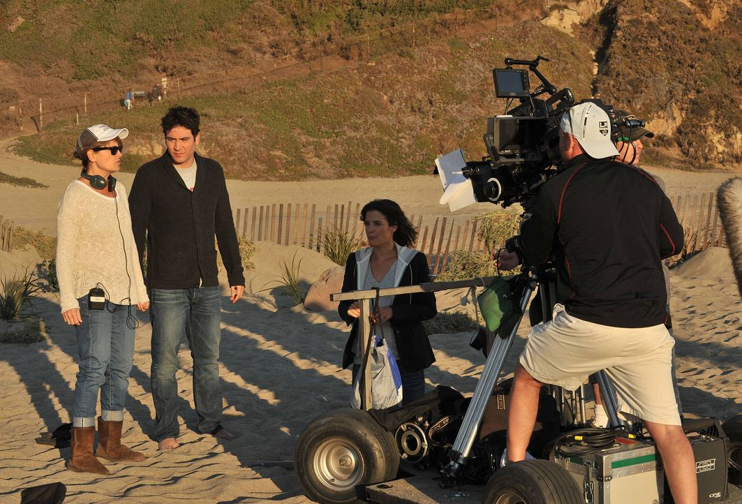 HIMYM- Behind the scenes- Sunrise (1) - Bildquelle:  CBS Broadcasting, Inc. All rights reserved