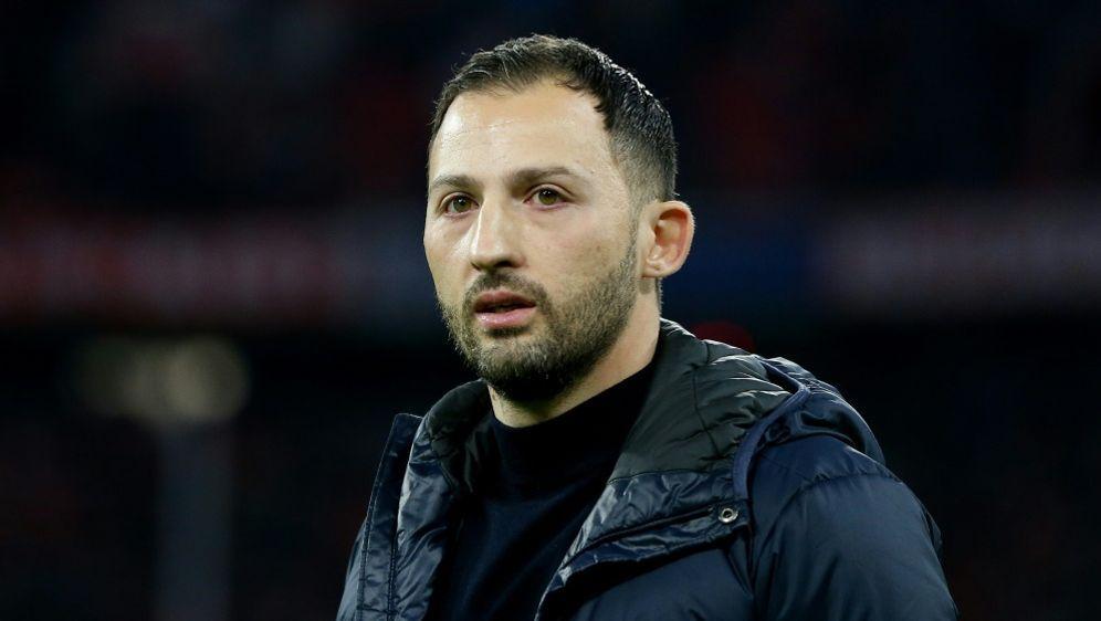 Domenico Tedesco gesteht Taktikfehler gegen Bayern ein - Bildquelle: FIROFIROSID