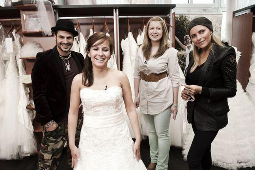 Die Promi-Hochzeitsplaner - In Helmstedt wohnt das junge Optiker-Paar Janine...