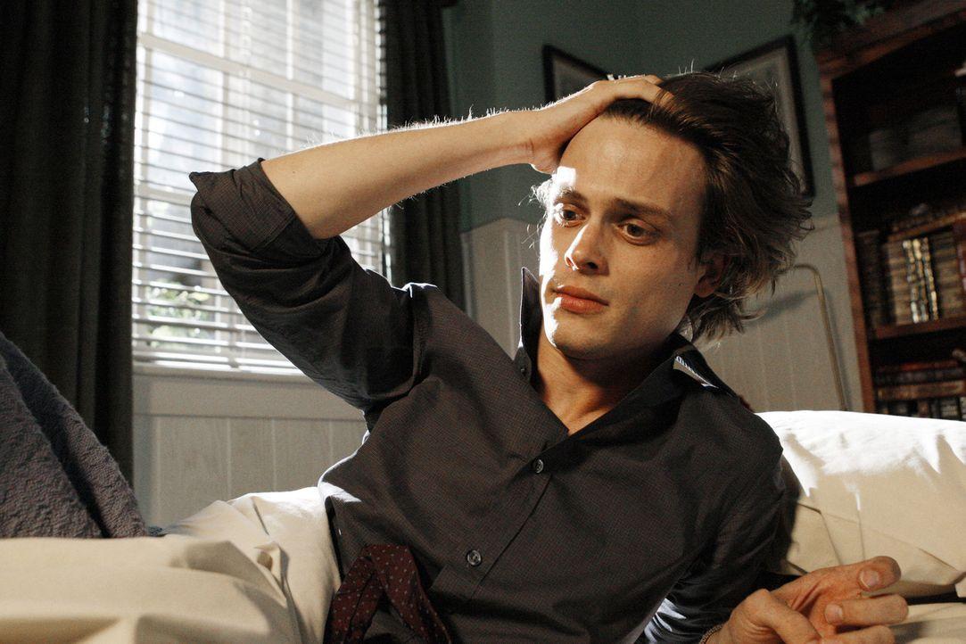 Reid (Matthew Gray Gubler), der in Las Vegas seine Mutter in der Nervenklinik besuchen will, ist psychisch angespannt. Ihn plagen Träume... - Bildquelle: Touchstone Television