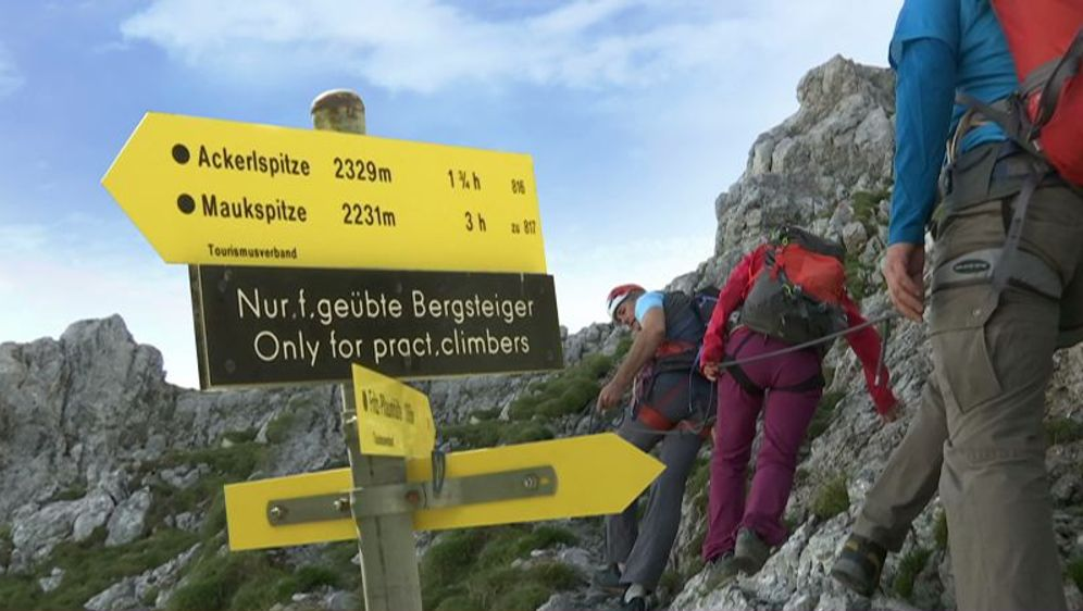 Der Berg ruft! Traumtour am Wilden Kaiser