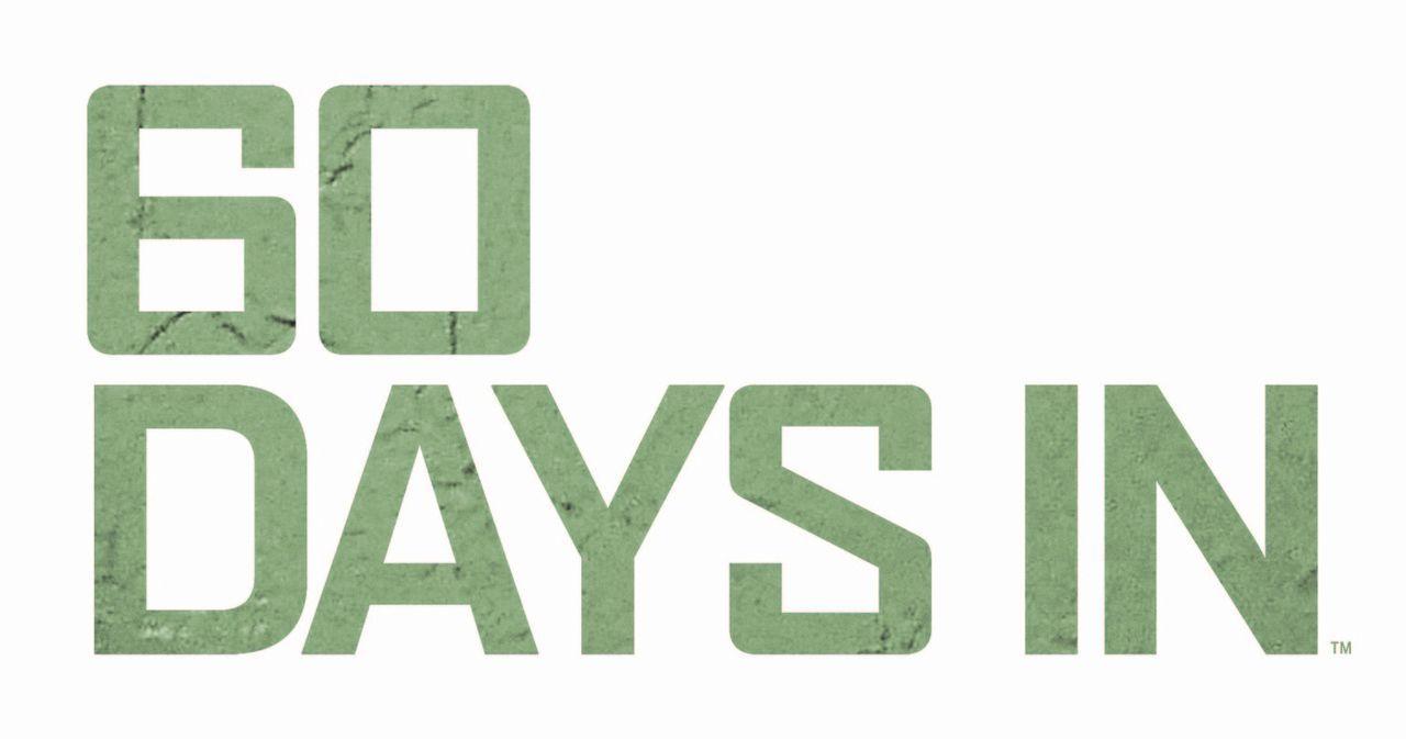 60 DAYS IN - UNDERCOVER IM KNAST - Logo - Bildquelle: A&E Television Networks