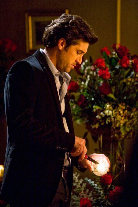 Will Meredith einen Heiratsantrag machen: Derek (Patrick Dempsey) ... - Bildquelle: Touchstone Television