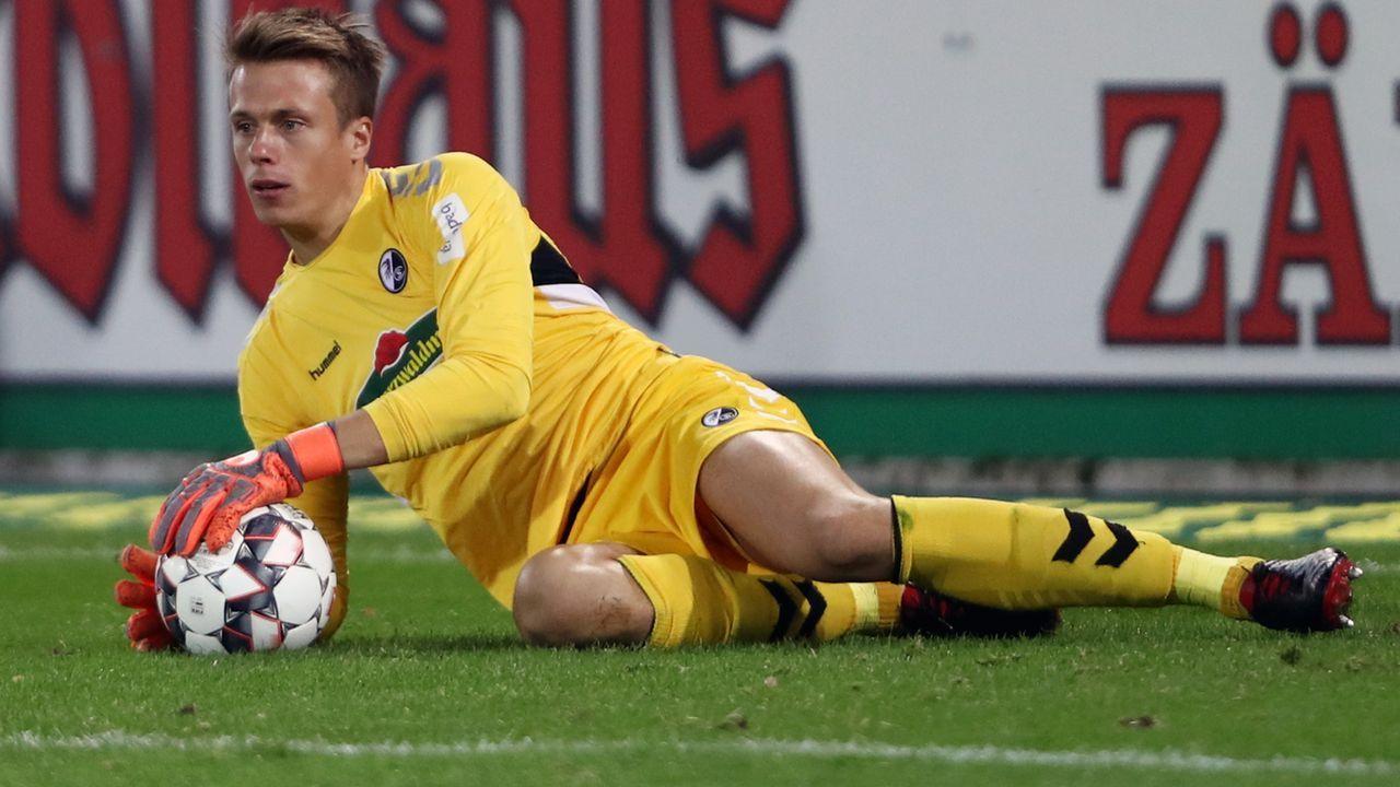 Alexander Schwolow (SC Freiburg) - Bildquelle: 2018 Getty Images