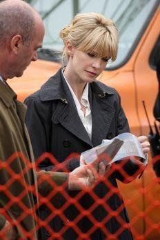 Cold Case - Als die menschlichen Überreste einer Frau gefunden werden, rollen...