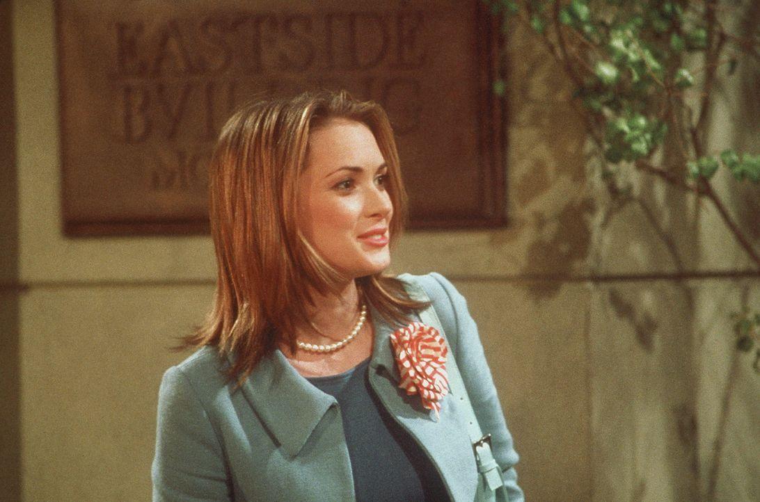 Rachels kann es nicht fassen, als ihr ihre alte Freundin Melissa (Winona Ryder) gesteht, dass sie sie seit der Schulzeit liebt ... - Bildquelle: TM+  2000 WARNER BROS.