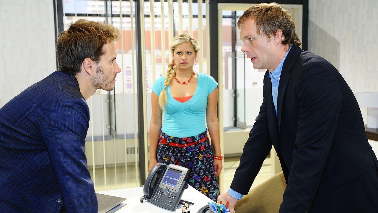 Anna-und-die-Liebe-Folge-533-01-SAT1-Oliver-Ziebe - Bildquelle: SAT.1/Oliver Ziebe