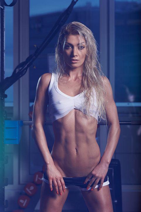 Ana Dragicevic - Bildquelle: Sacha Höchstetter für Playboy April 2016