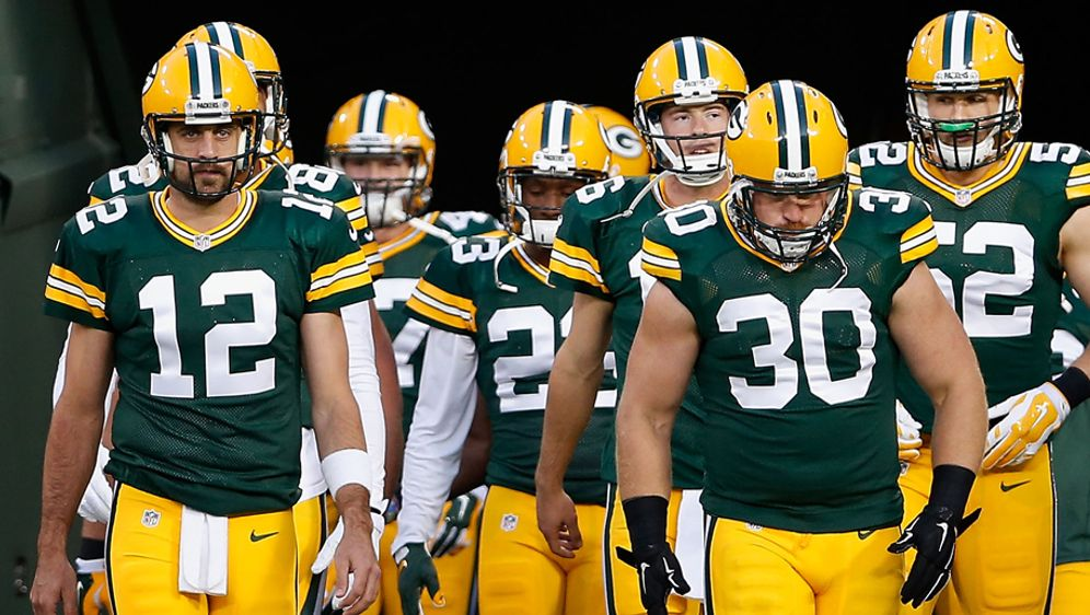 Aaron Rodgers eröffnet mit den Green Bay Packers die Preseason 2016. - Bildquelle: 2015 Getty Images