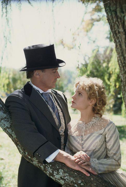 Kurz vor seiner Hochzeit entdeckt Scotty einen Liebesbrief aus der Zeit des Bürgerkrieges, der ihn tief berührt. Er antwortet auf das Schreiben un... - Bildquelle: Hallmark Entertainment