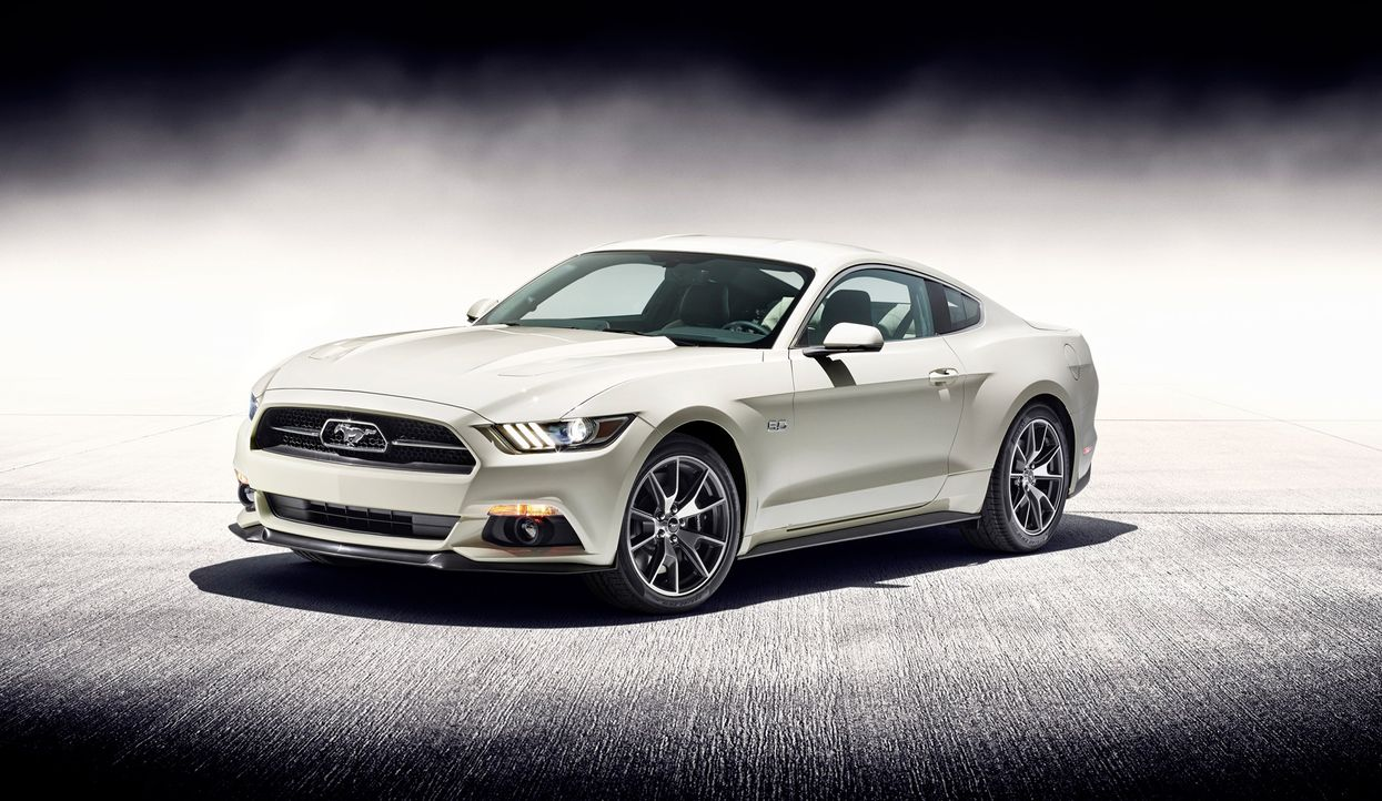 Mustang 50th Edition (3)